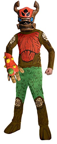 Rubies Skylanders Swap Force Tree Rex Costume, Child Small (Skylander Costumes For Boys)