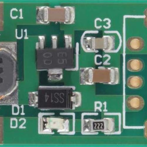 Semoic DC-DC 1V-5V To 5V 500mA Boost Converter Step Up Power Module by Semoic (Image #5)