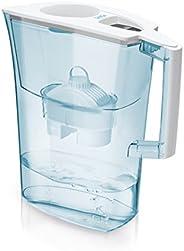 Laica Prime Line Spring Water Filter Jug, Plastic, 3 L, Blue