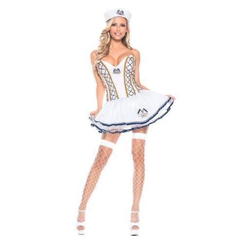 Be Wicked Naughty Sailor Costume - Plus Size 1X/2X - Dress Size 18-22]()