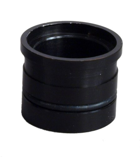 OMAX 23.2-30.0mm Eyetube Adapter for Stereo Microscope Short WD ()