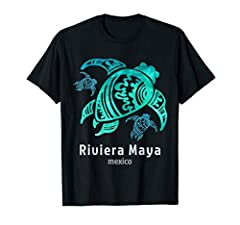Riviera Maya vacation and travelling shirt with sea turtle design for those going on a tropical mexico vacation.Riviera Maya mexico Shirt - Blue Water Ocean Sea Turtle. Riviera Maya mexico Shirt - Blue Water Ocean Sea Turtle is a Island getaw...