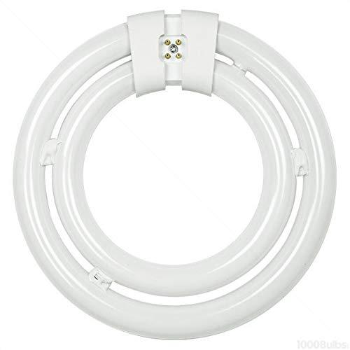 TCP CFL Circle Lamp, 150W Equivalent, Cool White (4100K), T6 Circline Lamp