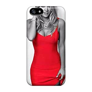 Kaley Cuoco In Red Dress Case Compatible With Iphone 5/5s/ Hot Protection Case