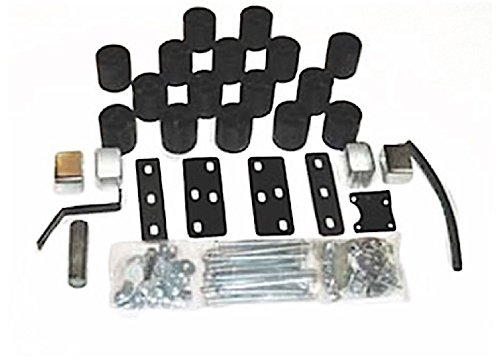 (Performance Accessories, Ford F-150/F-250 Gas 2WD and 4WD Light-Duty (New Body Only) 3