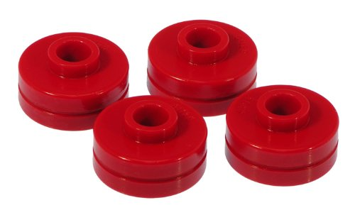 Prothane 7-1025 Red Rear Spring Cushion (Corvette Rear Spring)