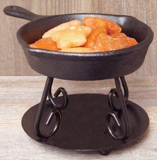 cast iron tealight warmer - 3