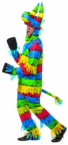 Rasta Imposta Men's Pinata, Multi, One (Pinata Costume)