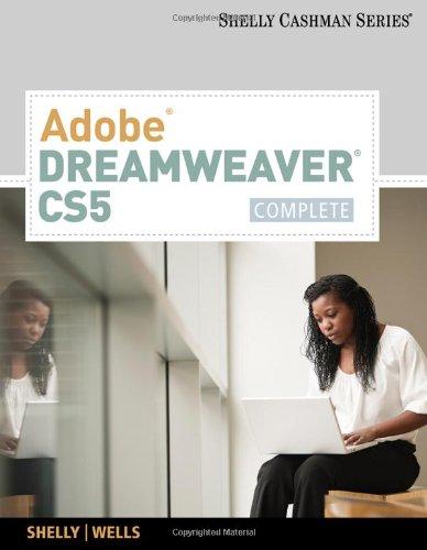 Adobe Dreamweaver CS5: Complete (Adobe Creative Suite)