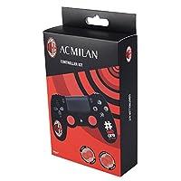 Gioteck, Guscio Silicone Ufficiale AC Milan per Controller - Playstation4