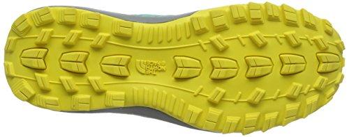 Chaussures Randonnée porcelaingrn 4gm Fastpack Litewave blazingyellw Femme De Face North The Turquoise Basses qRwB1YWI6