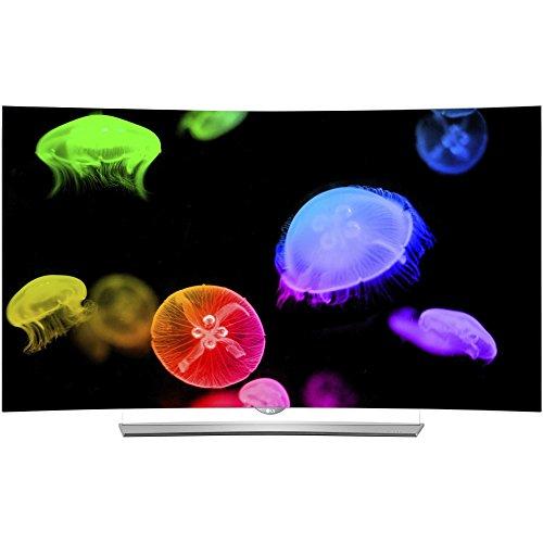 LG Electronics 65EG9600 4k 65 Curved Smart OLED TV, Black (Certified Refurbished)