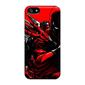 Fashion ATl20069ejAQ Cases Covers For Iphone 5/5s(deadpool)