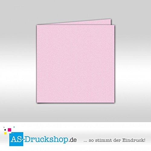 Faltkarte Doppelkarte - Kirschblüte 100 Stück Quadratisch 155 x 155 mm B0794ZQ7B2 | Sonderaktionen zum Jahresende