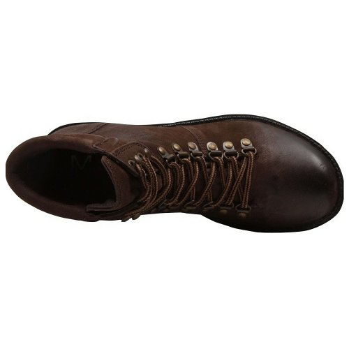 MIA Womens Alexa Pull On Boot Black Leather UpBfNHHJCg