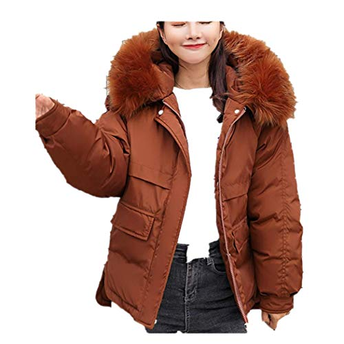 CUCUHAM Women Winter Coat Down Jacket Ladies Fur