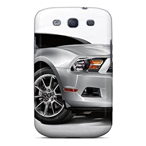 Galaxy S3 Cover Case - Eco-friendly Packaging(2011 Ford Mustang V6)
