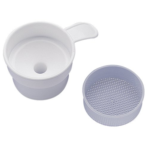 Ableware 726760001 Collecting Funnel with Filter