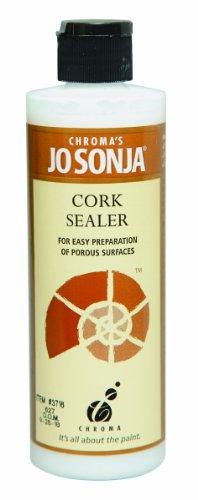 - Jo Sonja's Cork Sealer, 8 Ounce Bottle