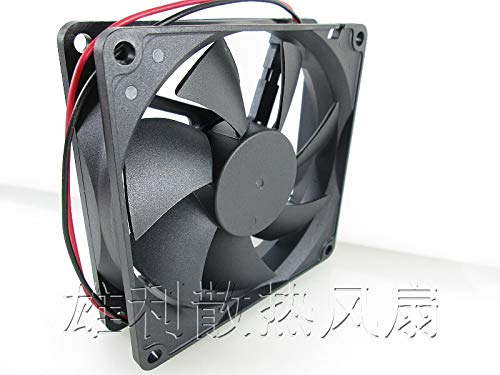 REFIT TX9225M12S 12V 0.17A 9CM 9025 2-Wire Power Supply Cooling Fan