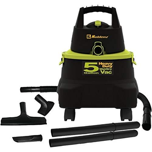 Koblenz WD-5K US 5-Gallon Wet/Dry Vacuum