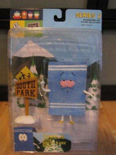 Towelie with South Park Sign (South Park Towelie)