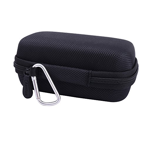 Aenllosi Hard Case for Emay Handheld ECG/EKG Monitor with Pill Organizer by by Aenllosi (Image #2)