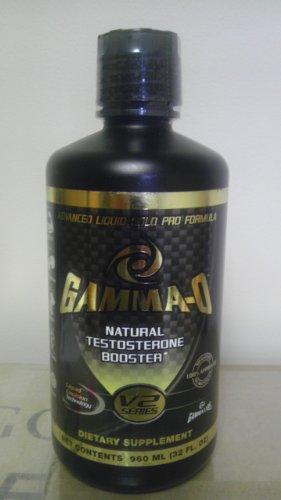 Gamma-O Natural Testosterone Booster 32oz V2 Series