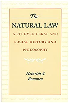 Book Natural Law, The
