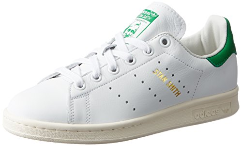 De Deporte green Unisex Smith Adulto White White footwear Blanco Zapatillas footwear Stan Adidas xIRatS