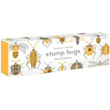 Stamp Bugs (25 stamps, 2 ink colors)