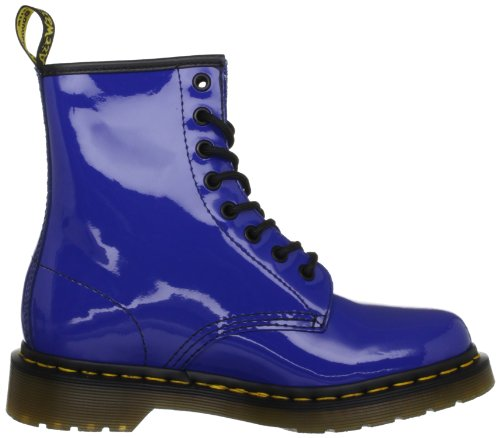Dr. Martens Womens 1460 W 8 Eye Boot Royal Blue