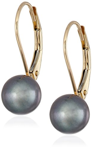14k-yellow-gold-black-freshwater-cultured-aa-quality-6mm-7mm-pearl-leverback-earrings