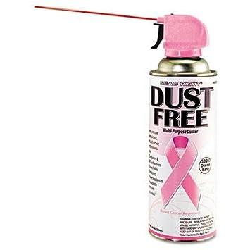 Leer derecho – Rosa Cinta Gas comprimido plumero varilla de extensión de latas (6 unidades