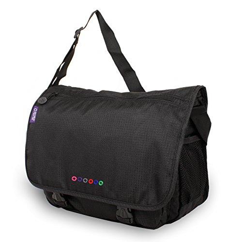 Size J Bag Messenger York New Black One Terry World Reef qq8A7xwHn