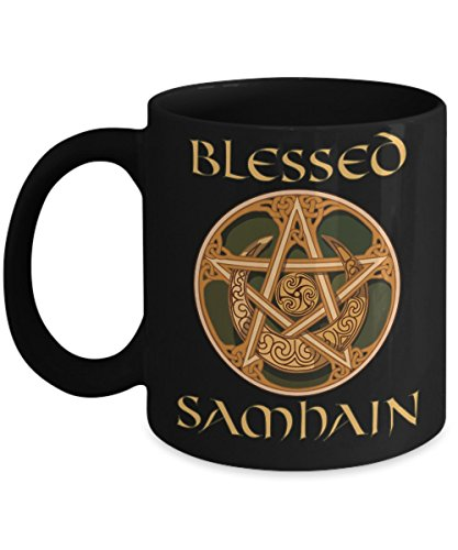 Let this Coffee Mug decorated with the Pentagram,