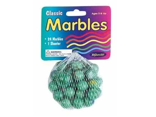 Toysmith Classic Marbles TSM5910