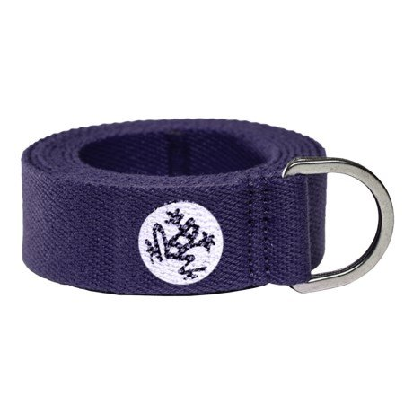 Manduka UnfoLD Yoga Strap, Magic - 6' (1.8m) by Manduka by Manduka