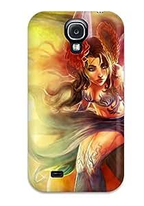 TashaEliseSawyer Galaxy S4 Hard Case With Fashion Design/ Phone Case