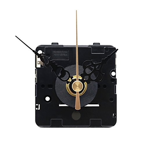 TIKROUND Original Rhythm Quartz DIY Wall Clock Movement Mechanism DIY Repair Parts Replacement