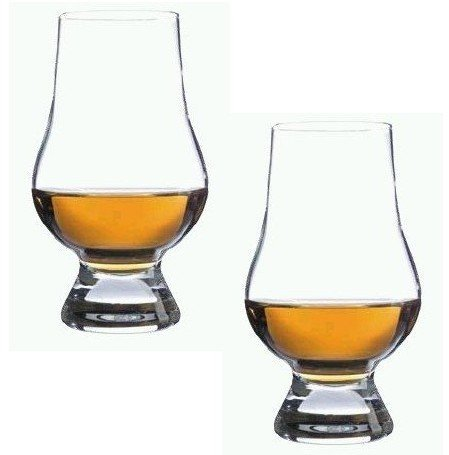 The Glencairn Glass 2 Stück Malt Whisky Nosing Glas Whiskey Stölzle
