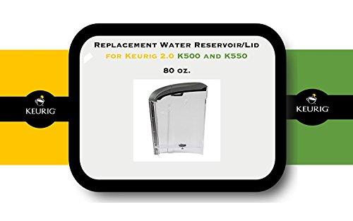 Replacement Water Reservoir Keurig K500