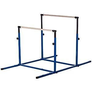 "Nimble Sports ""3Play"" Double Horizontal Bars Uneven Bars Parallel Bars"