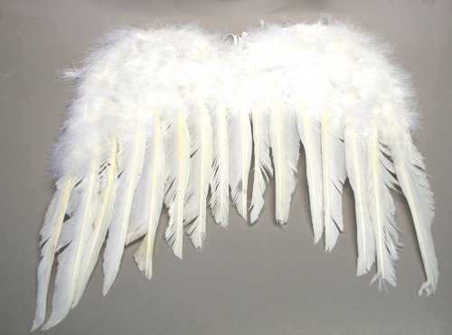 Children's White FEATHER ANGEL WINGS, Health Care Stuffs