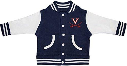(University of Virginia Cavaliers Varsity Jacket)