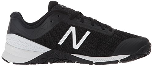 New Balance Womens Wx40v1 Cross Trainer Nero / Bianco