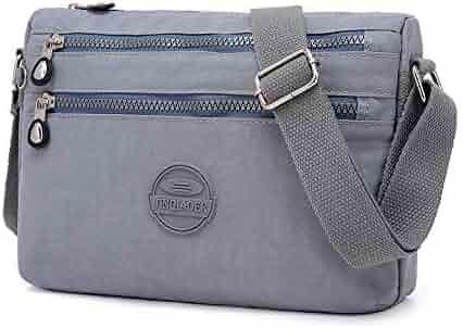 e96ce89cbb78 Shopping Nylon - Greys - Crossbody Bags - Handbags & Wallets - Women ...
