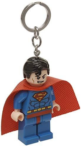 - LEGO DC Super Heroes - Superman LED Key Chain Flashlight