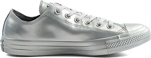 ZAPATILLA CONVERSE 553272C PLATEADA Pure Silver/Pure Silver/Pure Silver