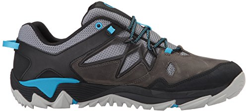 2 Gris Cyan Chaussures Out Basses Merrell All Randonnée de Blaze Turbulence Homme qzT6tO6w